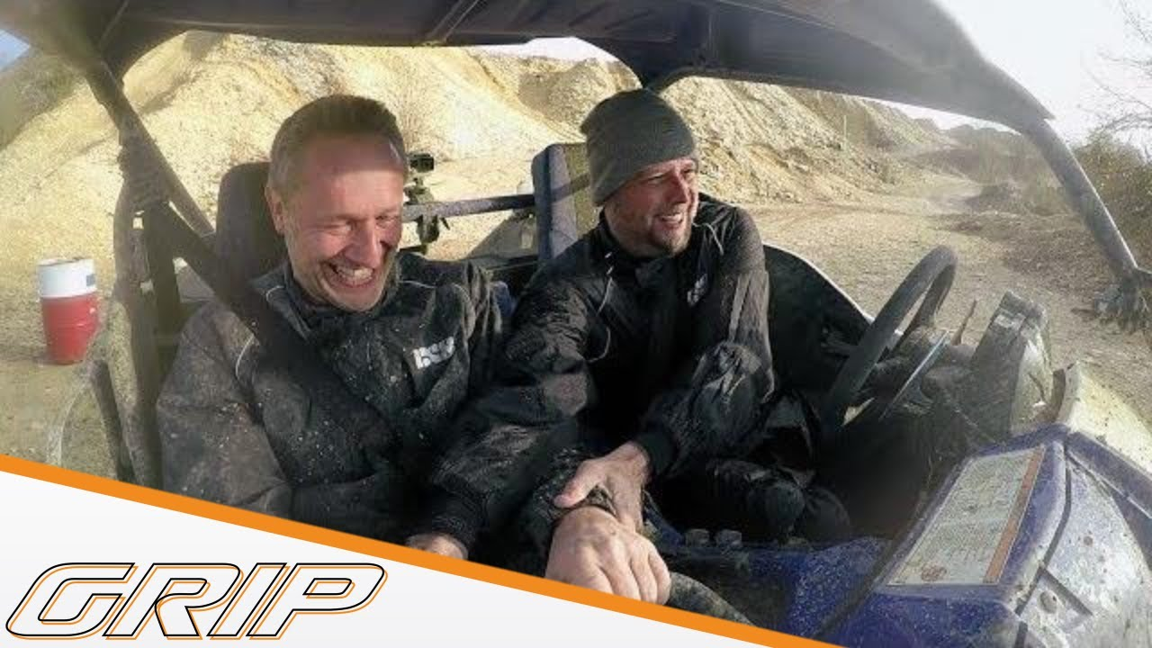 Smudo im Schlamm! - GRIP - Folge 426 - RTL2
