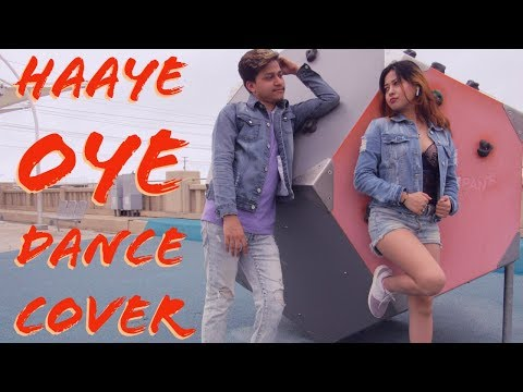 Haaye Oye | QARAN ft. Ash King | Dance Cover | Swastik khadka |