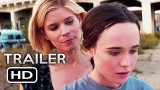 MY DAYS OF MERCY Official Trailer 2 (2019) Ellen Page, Kate Mara Drama Movie HD