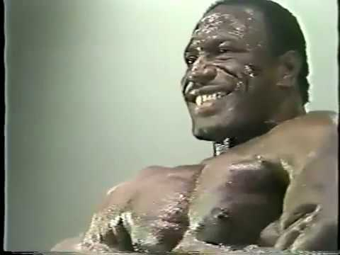 Lee Haney (guest pose - tokyo 1988)