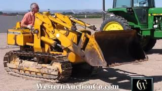 John Deere 350 Crawler Loader | Idaho Heavy Equipment Auction