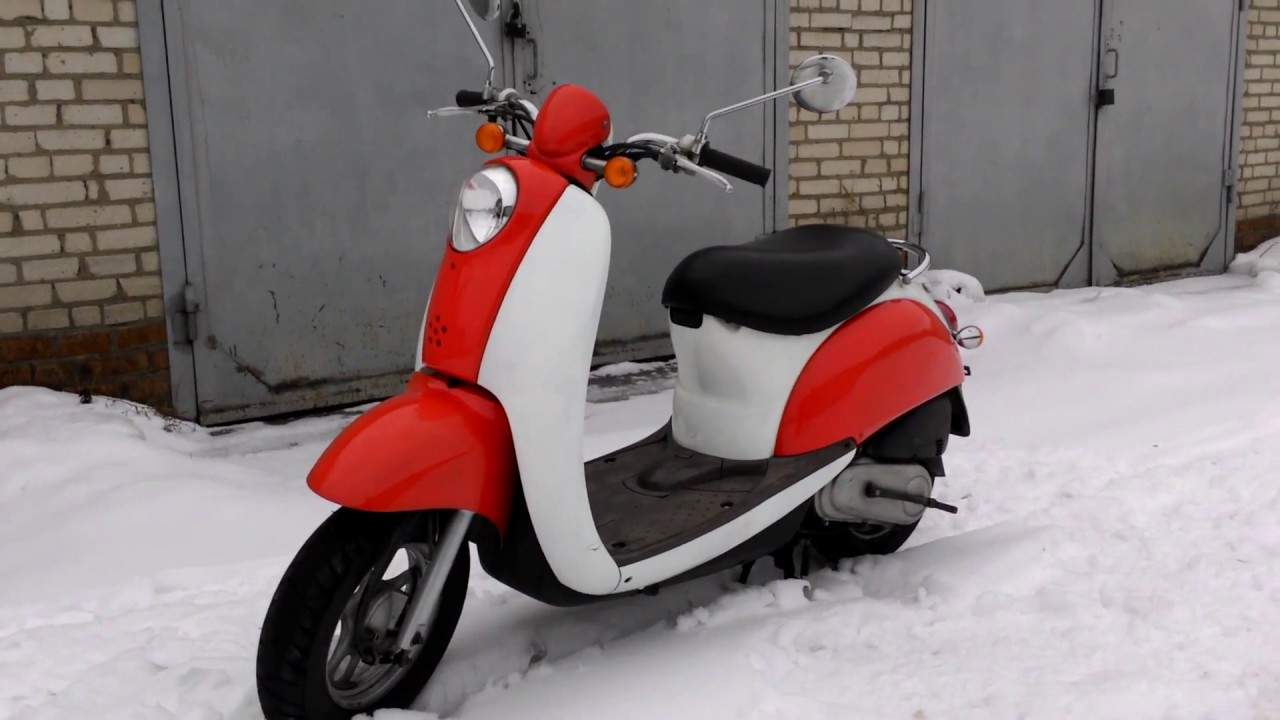 скутер honda crea scoopy инструкция