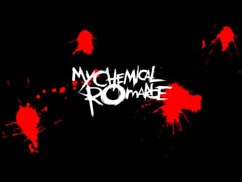 My Chemical Romance  Teenagers 8 bit