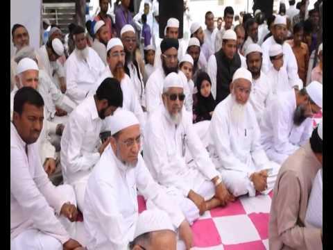 Bayan in ijtimayi nikah by Shaikh Hanif Luharvi db @ Jamiah Faizanul Quraan - Ahmedabad