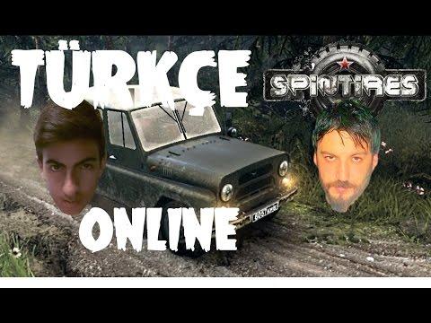 Spintires Türkçe Multiplayer   Takla Operasyonu   Bölüm 14