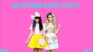 Marina & The Diamonds & Melanie Martinez - Heartbreaker Party (Mashup)