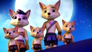 తెలివైన నక్క Fox Song for Kids | Telugu Rhymes for Children | Infobells