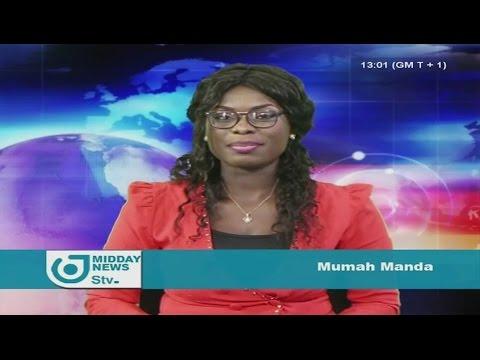 STV MIDDAY NEWS 01:00 PM - Wednesday 12th...