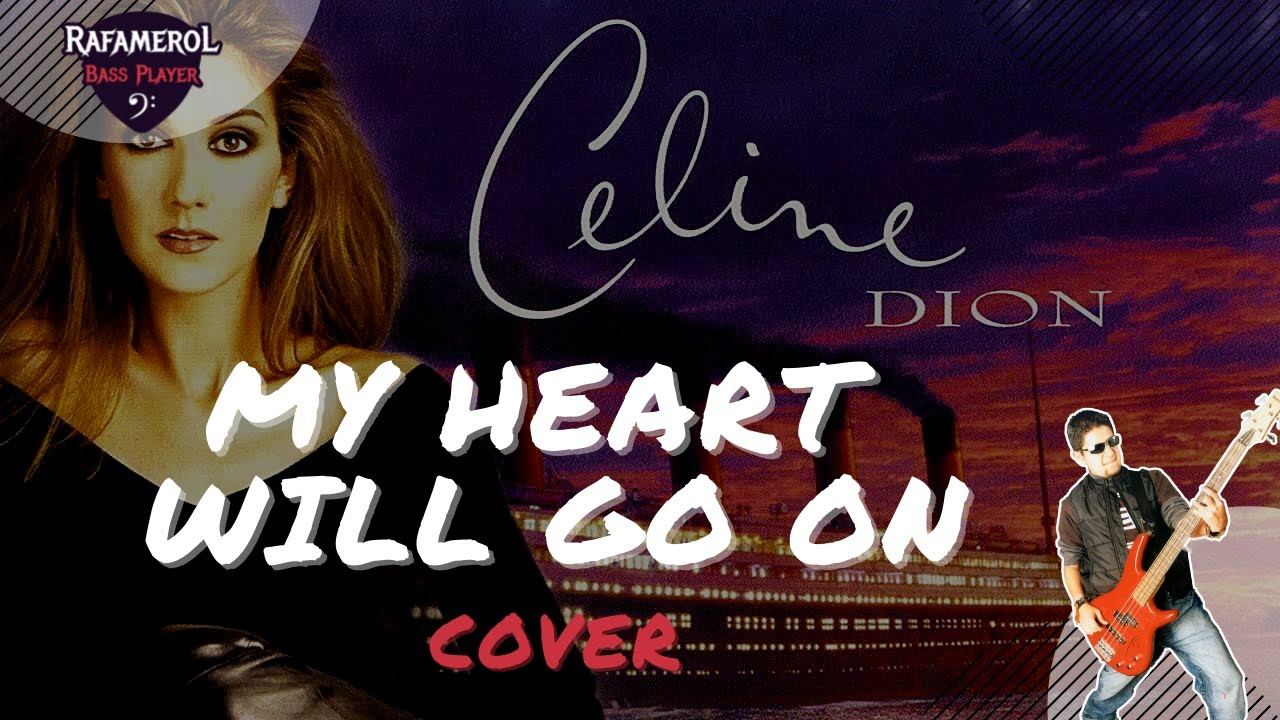Céline Dion - My Heart Will Go On (Bandhub Cover)