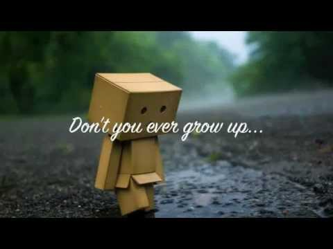 Pre-intermediate - Never Grow up (Taylor Swift)