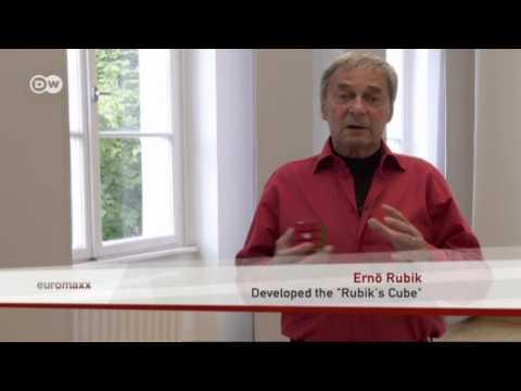 40 Years of the Rubik's Cube | Euromaxx