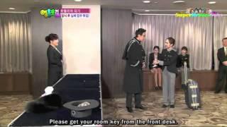 Nicole Jung - Cute Hotelier! (SBS Heroes)