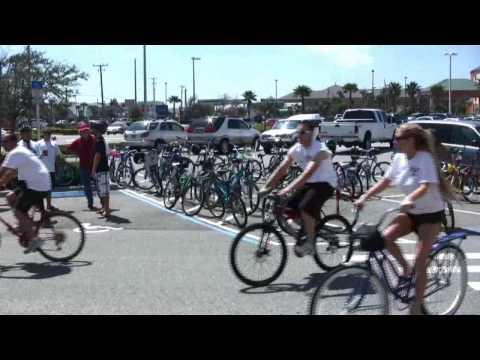 Bikes And Bar-A-Thon Cocoa Beach, Florida April 2009