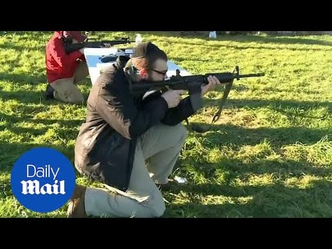 Jewish People Flock To Gun Training Academy After Synagogue Attack