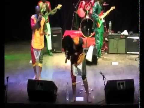 Concert Live Banlieuz'Art au CCF part 2