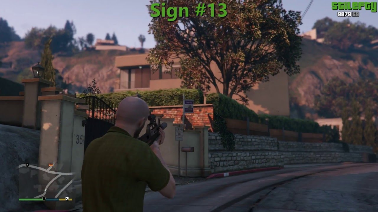 gta 5 ps3 for sale signs