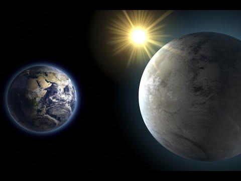 Kepler 452b El Planeta Habitable