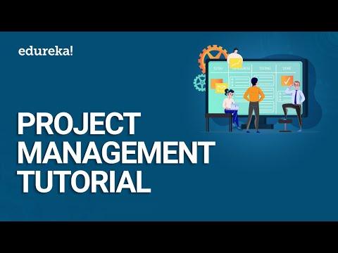Project Management Tutorial | Fundamentals of Project Management | PMP Training Videos | Edureka
