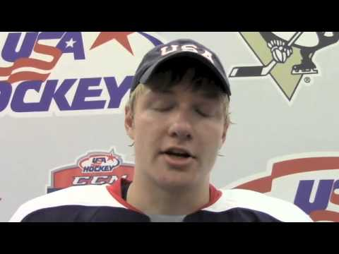 2013 CCM/USA Hockey All-American Prospects Game Interviews