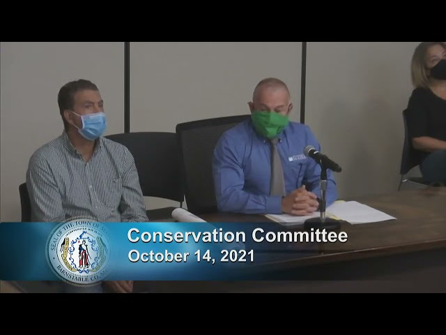 Conservation Commission 10-14-21