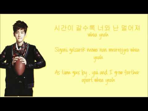 EXO-K - Thunder (Color Coded HAN/ROM/ENG Lyrics)
