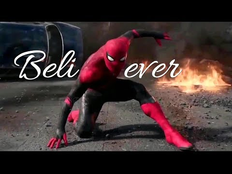 Spider Man - Far From Home    Believer