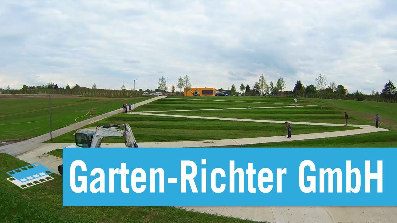 Richter Garten garten-richter gmbh | unternehmensfilm - youtube