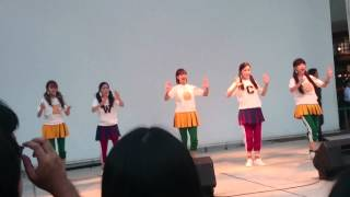 Crayon Pop 日本出道川崎市LAZONA商場Showcase