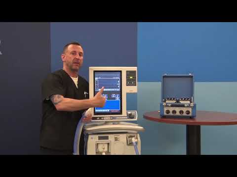 Puritan Bennett 840 Ventilator - AutoPatientDetection