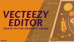 Create Vector Graphics Online with Vecteezy Editor for FREE - 2017