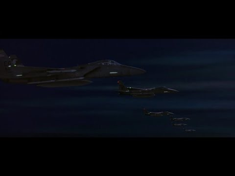 Download Air Force One - MiGs & F15 Fight Scene