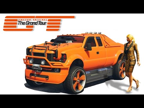 THE GRAND TOUR: What's the Best Truck In GTA? (GTA 5 Funny Moments)