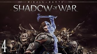 DEUS EX MACHINA - Shadow of War - EP 4