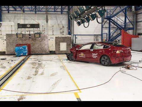 Euro NCAP Crash Tests Release Teaser July 2019
