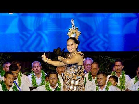 6. Denise Vaiolima Hafoka - Miss Tonga Tourism - Miss Heilala Tau'olunga 2019
