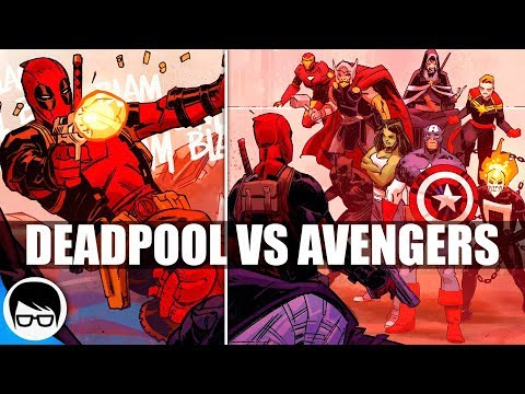 DEADPOOL VS LOS AVENGERS (2018) | Deadpool #2 | Heyner Studio