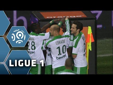 But Florentin POGBA 22' / Montpellier Hérault SC - AS Saint-Etienne 0-2 -  MHSC - ASSE / 2014-15