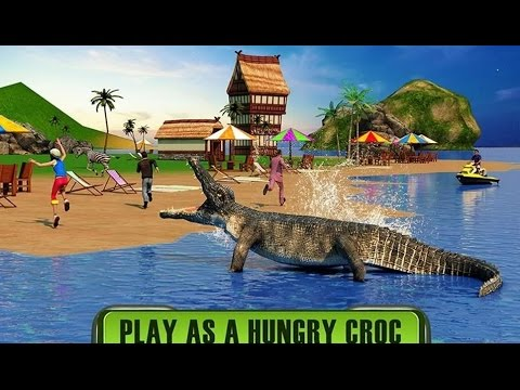 Crocodile Attack 2016 - Android Gameplay HD