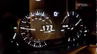 100-200/Exhaust Sound : Aston Martin Vanquish Volante (Option Auto)