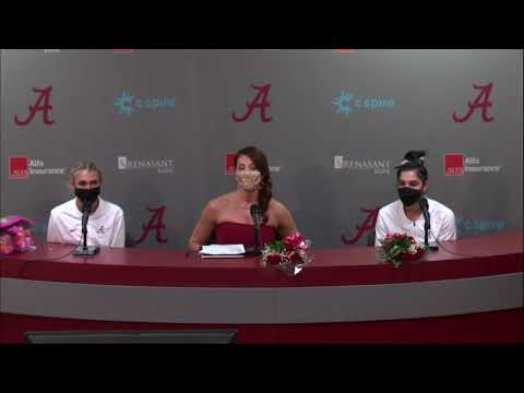Florida Post-Meet Press Conference: Lexi Graber, Coach Duckworth & Alonza Klopfer