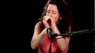 Harmonica Lessons - #14 Shuffle Rhythm - Blues Harmonica Blueprint - Annie Raines