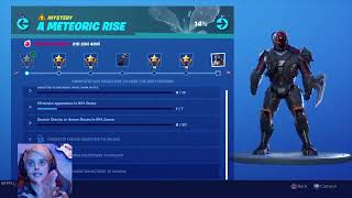 Fortnite live norsk stream100 level trapppp freeee level!!!