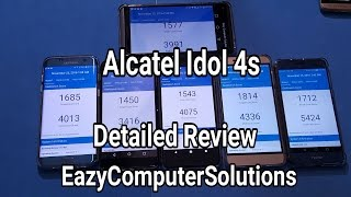 Alcatel Idol 4s Detailed Review: Performance | Camera | Audio | Battery | Build