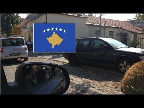 KOSOVO BORDER CROSSING | MONTENEGRO KOSOVO MACEDONIA | BALKAN ROADTRIP