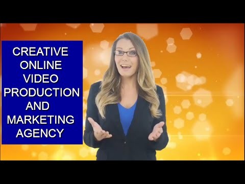 Creative Online Video Production And Marketing Agency