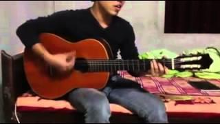 Bởi vì em là chiếc bồn cầu - guitar cover Hiệp Đỗ