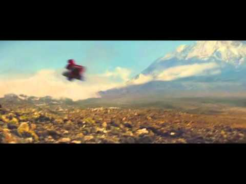Man of Steel - First Flight (Color Saturation increased)