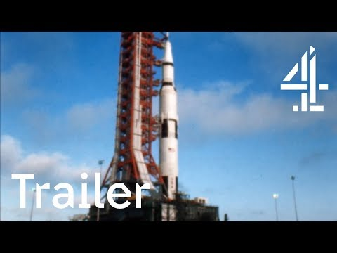 TRAILER | Moon Launch Live | Watch On All 4
