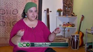 Baixar Fernanda de Paula: voz e corpo a serviço da musicalidade