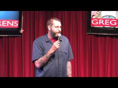 Standup Talks (Episode 14) - Greg Behrens
